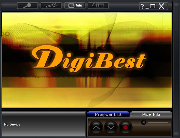 DTMB 2003 Digital TV Receiver Application